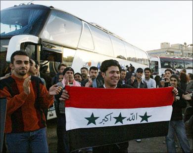 رسالة من مواطن عراقي الى سورية والسوريين