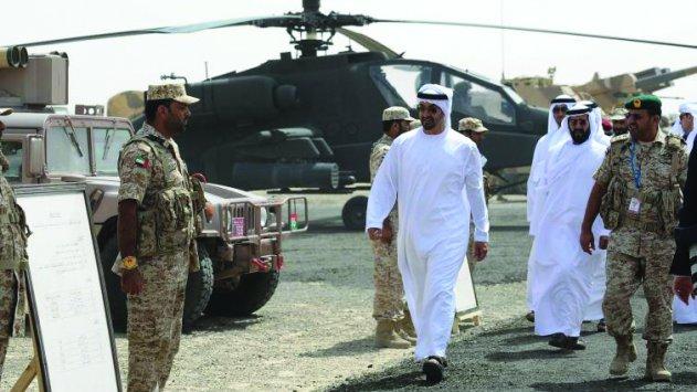 جهود الإمارات لرفع حظر أوروبي على صادرات الأسلحة